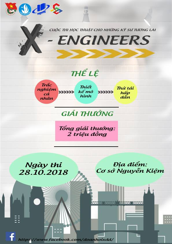 CUỘC THI HỌC THUẬT X-ENGINEERS