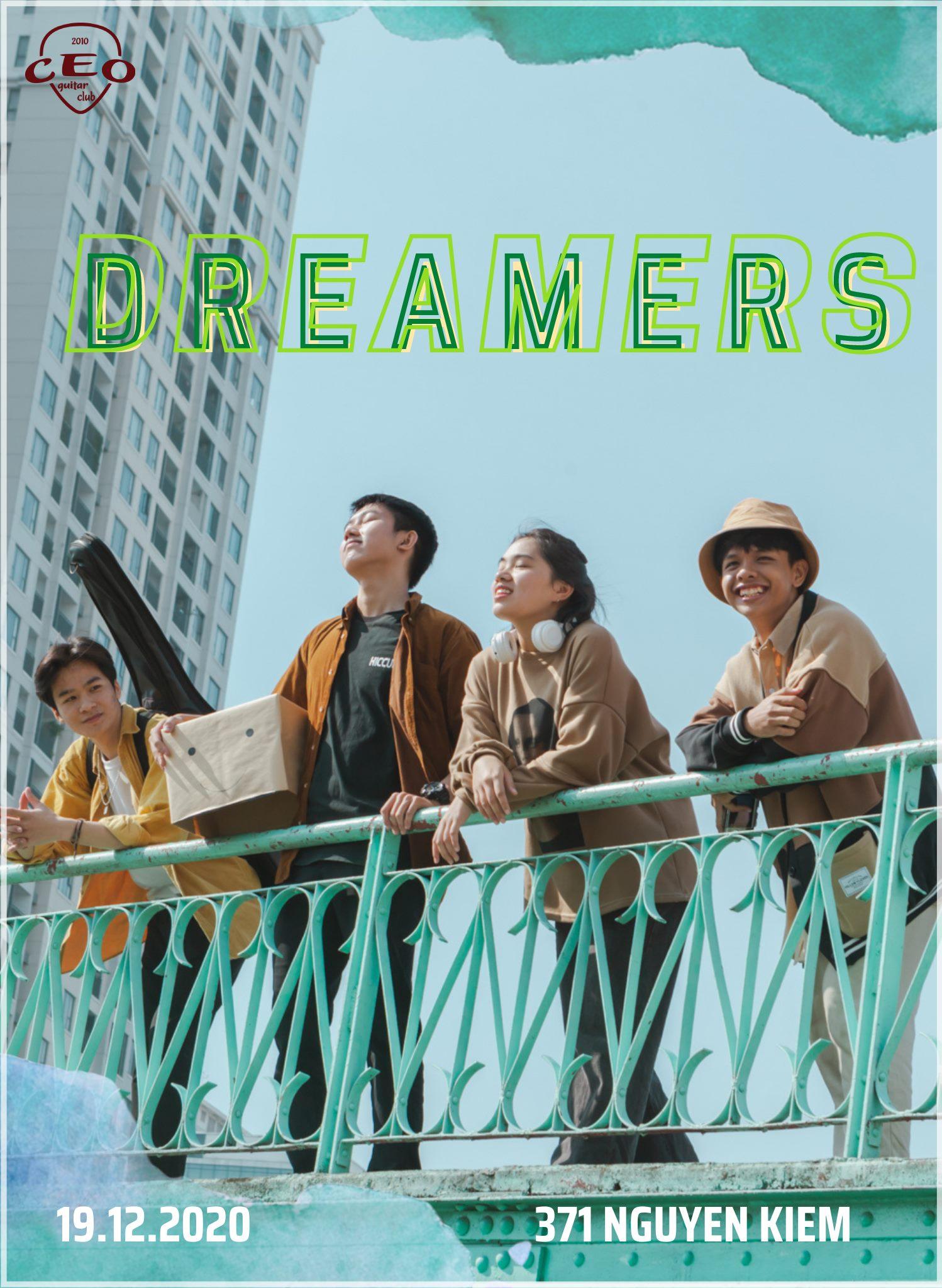 Winter Show: Dreamers-Những Kẻ Mộng Mơ