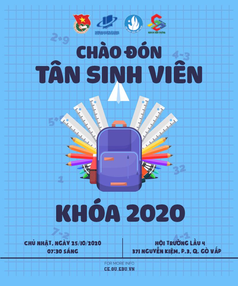 SHCD CĐ2: Chào đón tân sinh viên khóa 2020